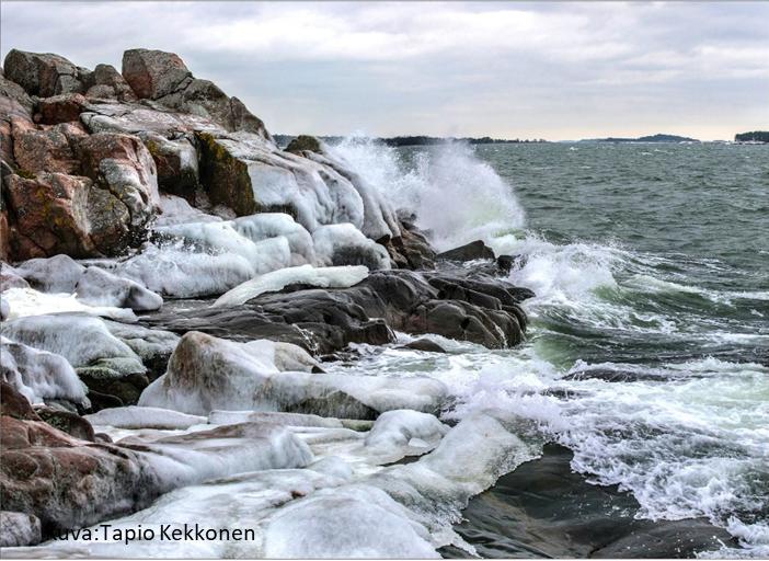 Kuvan mahdollinen sisältö: vesi, taivas, ulkoilma ja luonto